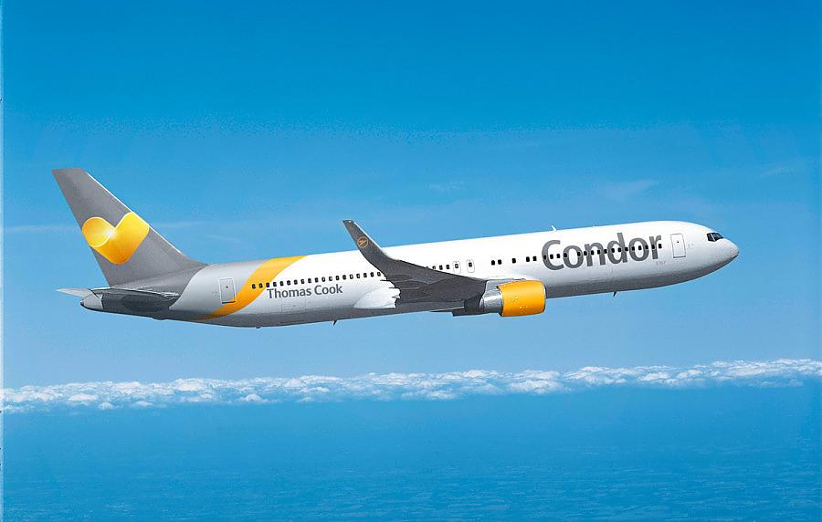 Condor starts in June the flights to Tenerife from Germany