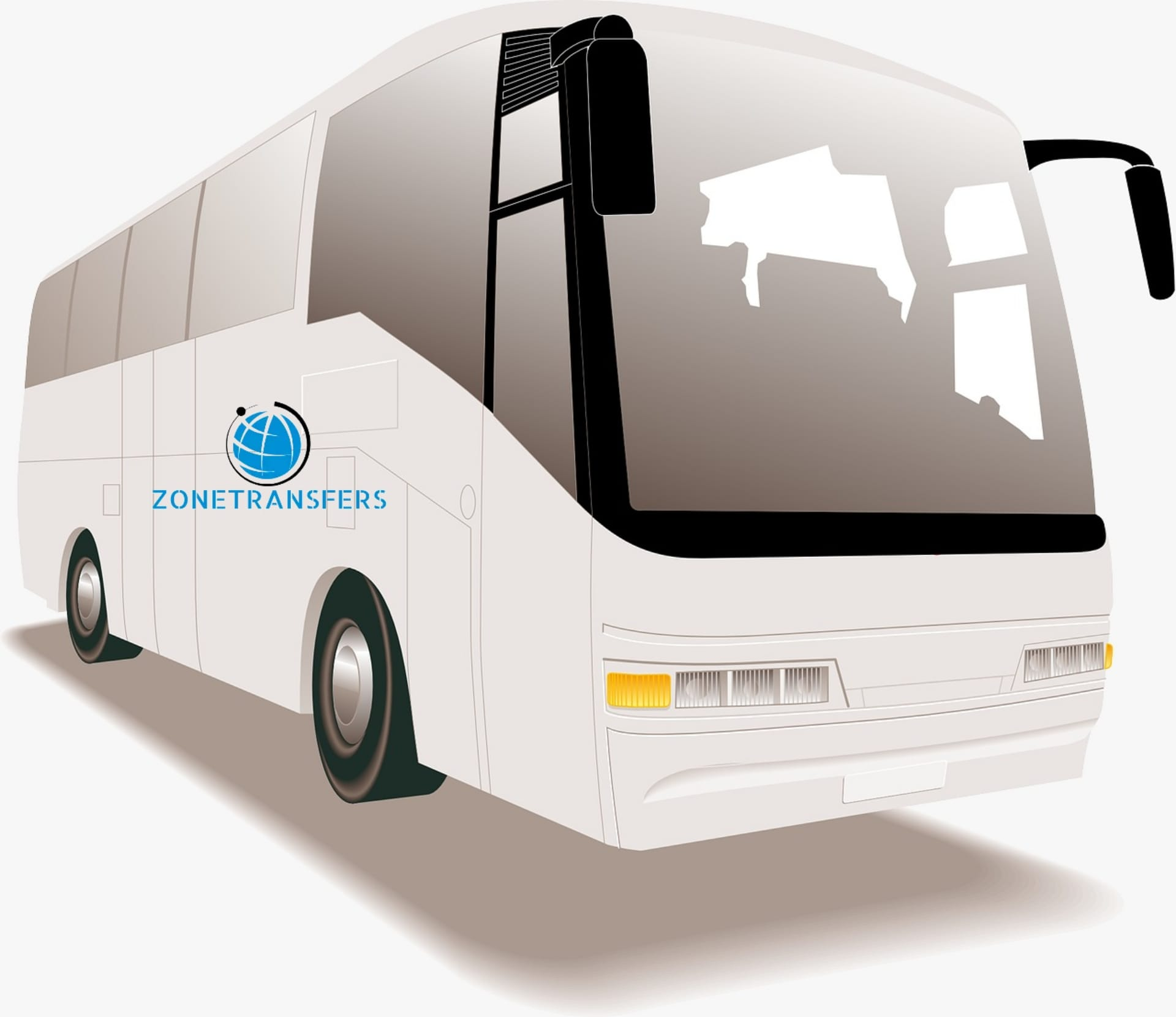 Rent a bus with driver in Madrid, Barcelona, Malaga, Bilbao, San Sebastian, Seville, Valencia...