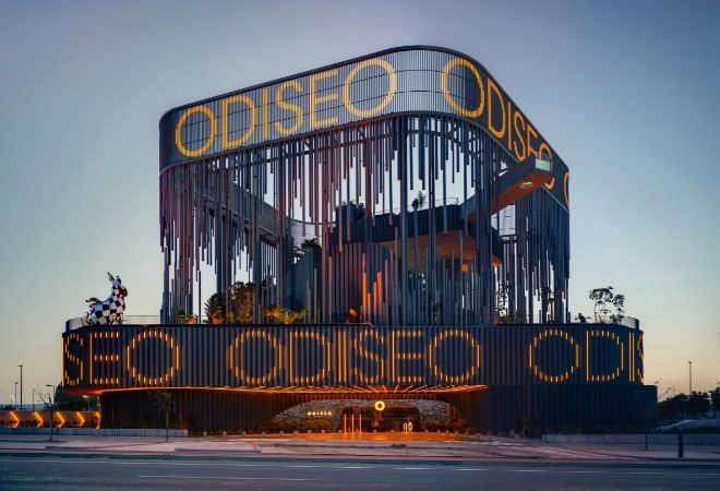 Odiseo in Murcia: leisure centre