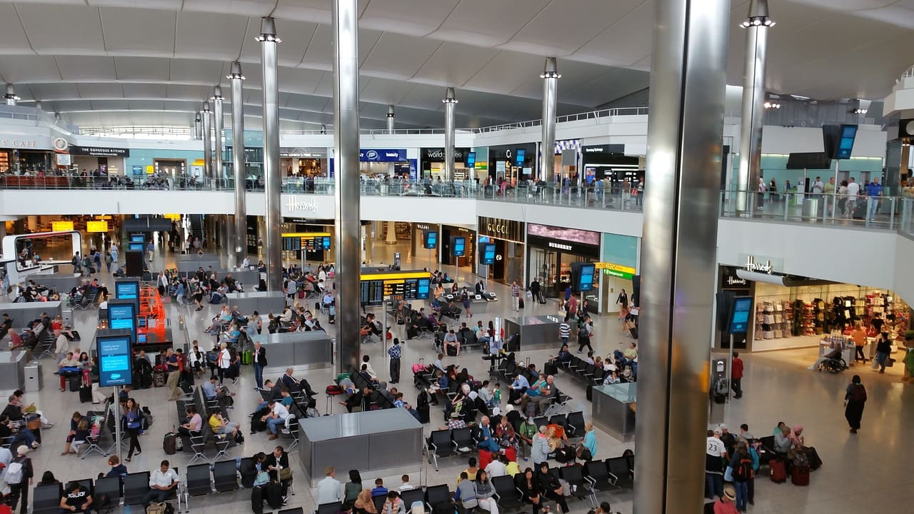 Traslado de aeropuerto Heathrow a Londres