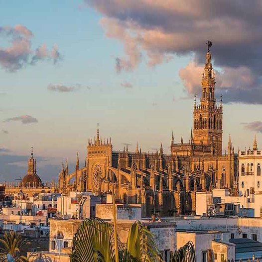 Tour to Seville from Malaga
