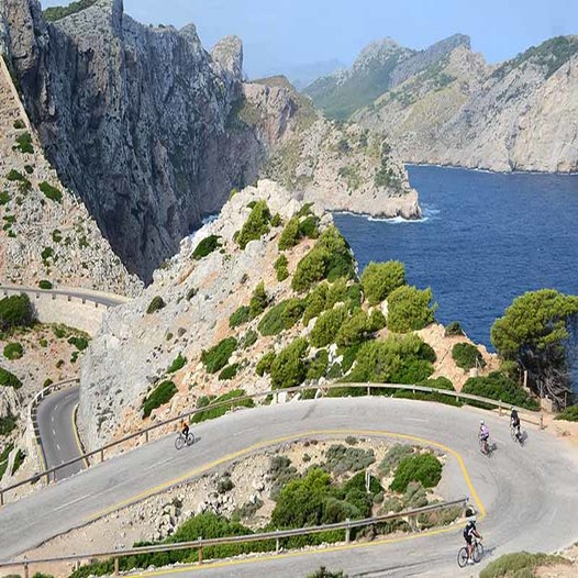 Tour to Formentor and Alcudia